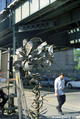 Public Art Installation